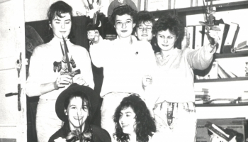 Dzień kobiet 8.03.1990