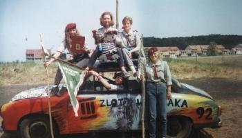 III Zlot Wapniaka 12-14.06.1992