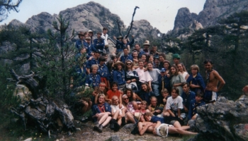 Korsyka 21.06-7.07.1992