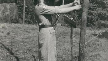 Obóz Starszoharcerskiej Akcji Szkoleniowej 29.07-22.08.1983