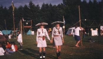 Obóz w Szkocji 1997