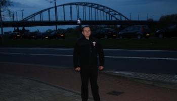 Pozdrowienia Pawła z 303 z Arnhem