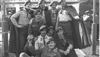 Rajd Rodło 11-13.04.1986