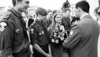 Ślub Marka i Mariny