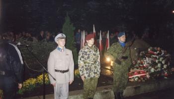 Święto Niepodległości 11.11.2000