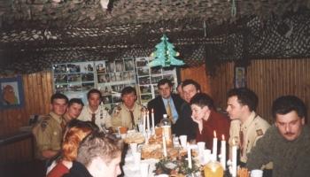 Wigilia 2001