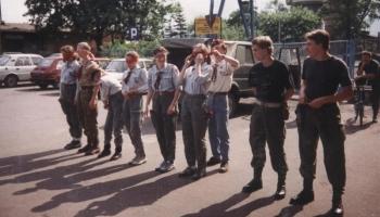 XIX Wiosenna Wyprawa Czerwonych Beretów 21-23.05.1993