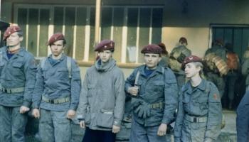XVII Wiosenna Wyprawa Czerwonych Beretów maj 1991
