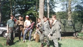 XVIII Wiosenna Wyprawa Czerwonych Beretów 22-24.05.1992