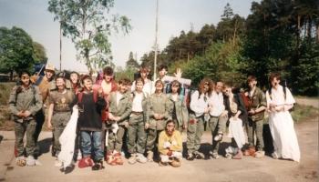 XX Wiosenna Wyprawa Czerwonych Beretów 1994