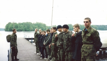 XXVI Wiosenna Wyprawa Czerwonych Beretów 8-10.06.2001