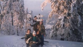 Zimowisko w Rabce 28.01-7.02.1992