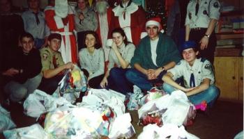 Zostań Świętym Mikołajem 2000