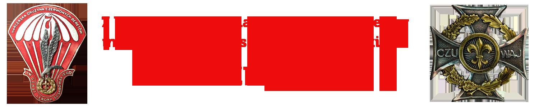7 Harcerska Drużyna Czerwonych Beretów im generała Stanisława  Sosabowskiego