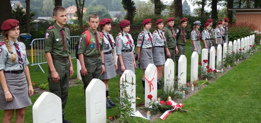Obchody 70. rocznicy bitwy pod Arnhem