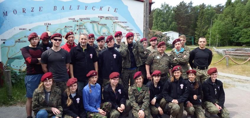 XXXIX Wiosenna Wyprawa Czerwonych Beretów 5-7.06.2015