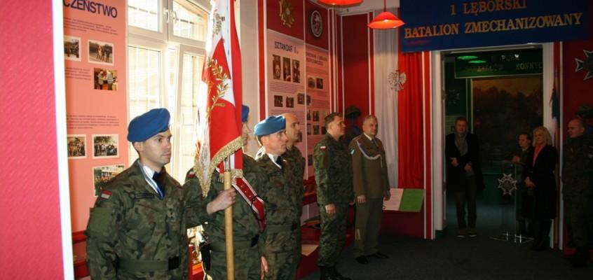 Starszy chorąży sztabowy Adam Żegunia po 32 latach służby wojskowej pożegnał się z mundurem