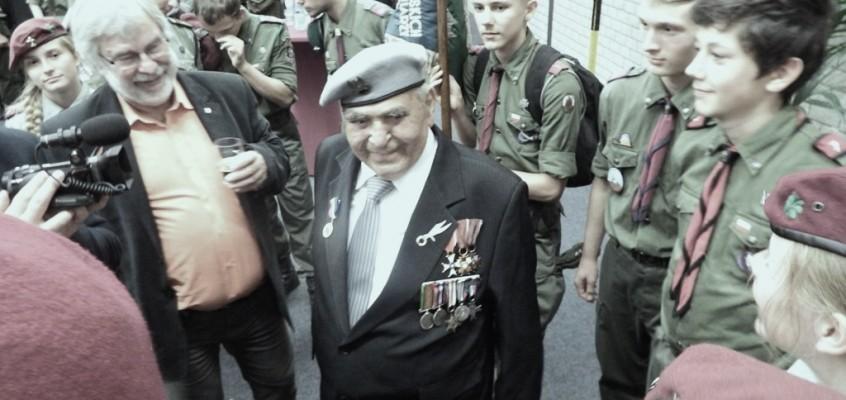"""Odszedł kpt. Józef Wojdyła, spadochroniarz, uczestnik operacji """"Market-Garden"""""""