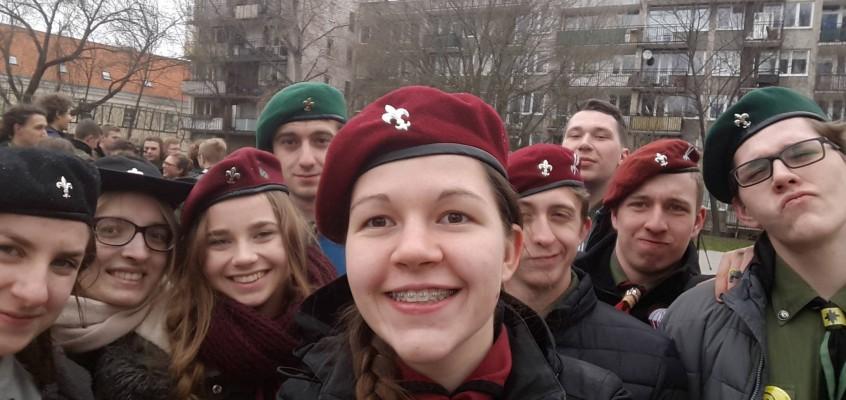 Rajd Arsenał w Warszawie 24-26.03.2017