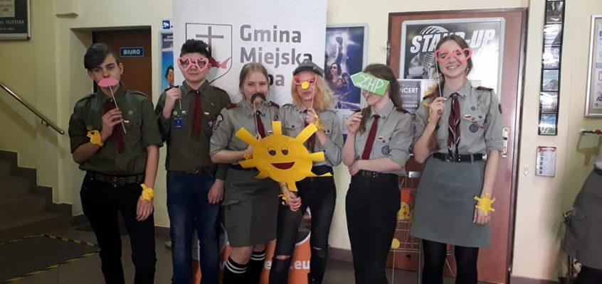 IV Przegląd Piosenki Harcerskiej i Turystycznej Hufca ZHP Lębork