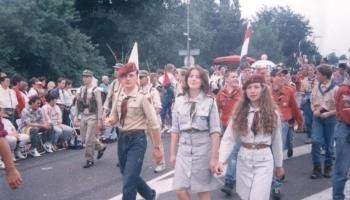 4-dniowe marsze w Nijmegen – Holandia 17.07-29.07.1993