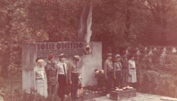42. Rocznica Bitwy pod Arnhem. Warszawa 12.10.1986