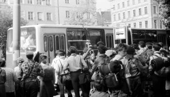 45. Rocznica Bitwy pod Arnhem -Warszawa 24.09.1989