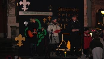 Betlejemskie Światło 2008