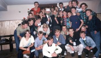 Dzień Chłopaka 1991