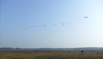 Holandia 2009. 65 rocznica Bitwy pod Arnhem