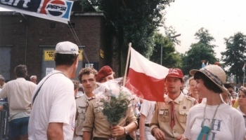 Holandia lipiec 1992