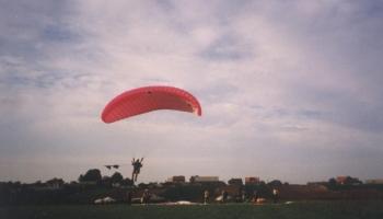 Kurs pilota paralotni wrzesień 1998
