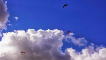 Kurs spadochronowy 2013