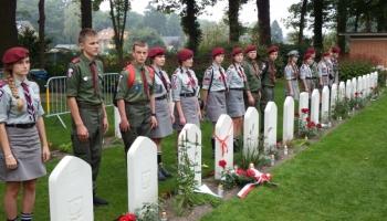 Obchody 70 Rocznicy Bitwy pod Arnhem
