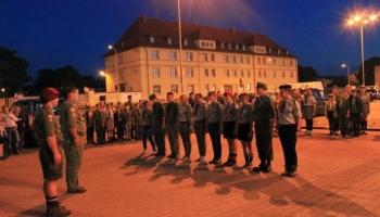 Obóz w Siamoszycach 14-27.08.2014