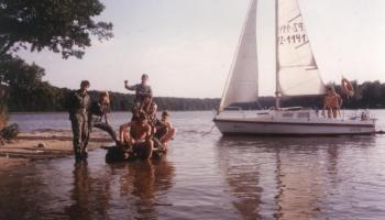 Obóz w Siemianach-12-26.08.1992