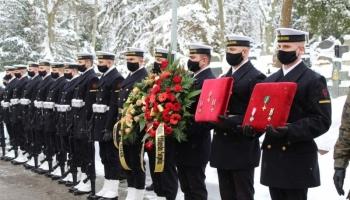 Pogrzeb druha Mikucia