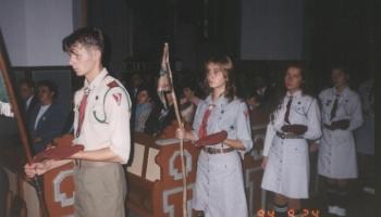 Ślub dh. Filipa-24.09.1994
