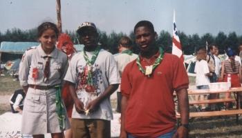 Światowe Jamboree w Holandii 1995