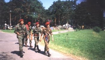 Światowy Zlot Skautów i Harcerzy Europy Środkowej-Sanok 1999