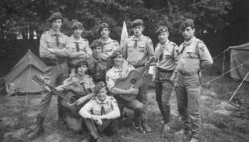 XII Wiosenna Wyprawa Czerwonych Beretów 16-18.05.1986