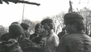 XIII Wiosenna Wyprawa Czerwonych Beretów 15-17.051987