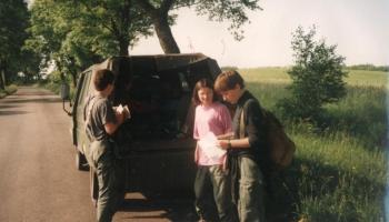 XXI Wiosenna Wyprawa Czerwonych Beretów czerwiec 1995