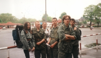 XXII Wiosenna Wyprawa Czerwonych beretów 17-19.05.1996