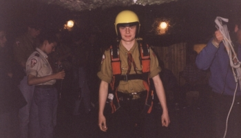 Zbiórka-szkolenie spadochronowe 1999
