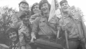 Zlot Choragwi Słupskiej-20-22.09.1985