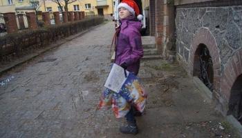 Zostań Świętym Mikołajem 2013