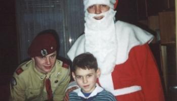 Zostań Świętym Mikołajem grudzień 2001