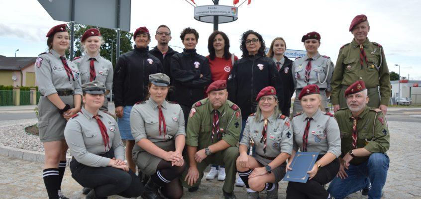 Rondo Cichociemnych Spadochroniarzy AK w Lęborku
